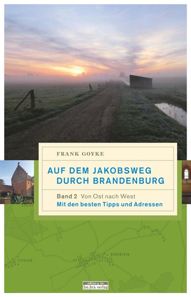 Auf dem Jakobsweg durch Brandenburg 2