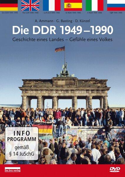 Die DDR 1949-1990 (DVD)
