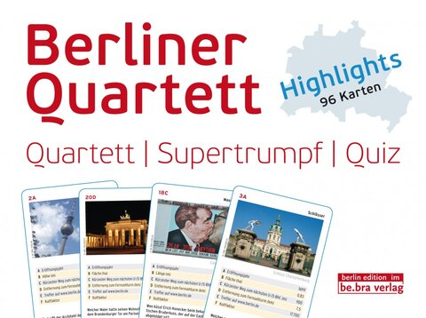 Berliner Quartett - Highlights