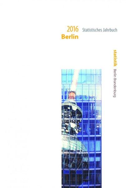 Statistisches Jahrbuch Berlin 2016
