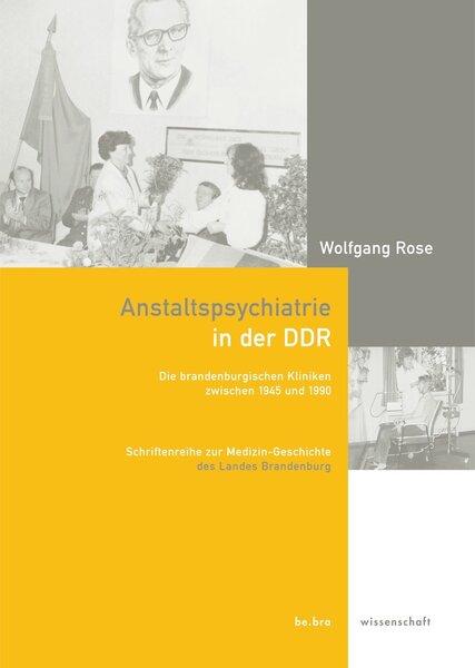 Anstaltspsychiatrie in der DDR