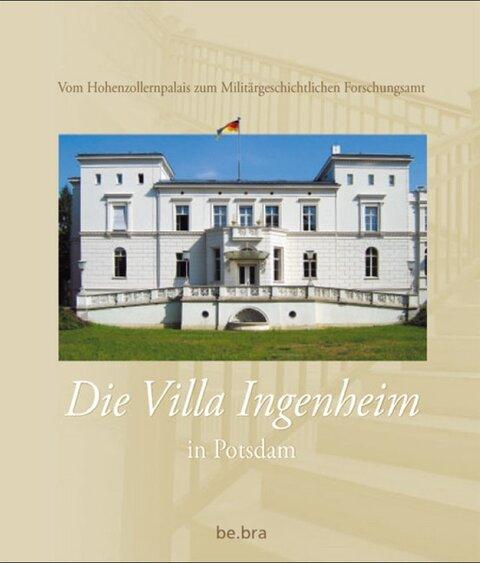 Die Villa Ingenheim in Potsdam