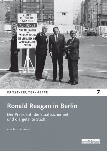 Ronald Reagan in Berlin